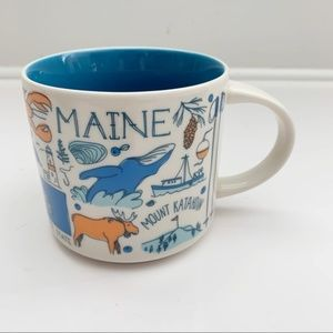 Starbucks | Maine Been There Series 14 oz 2018